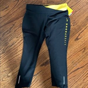 Nike - Livestrong workout pants